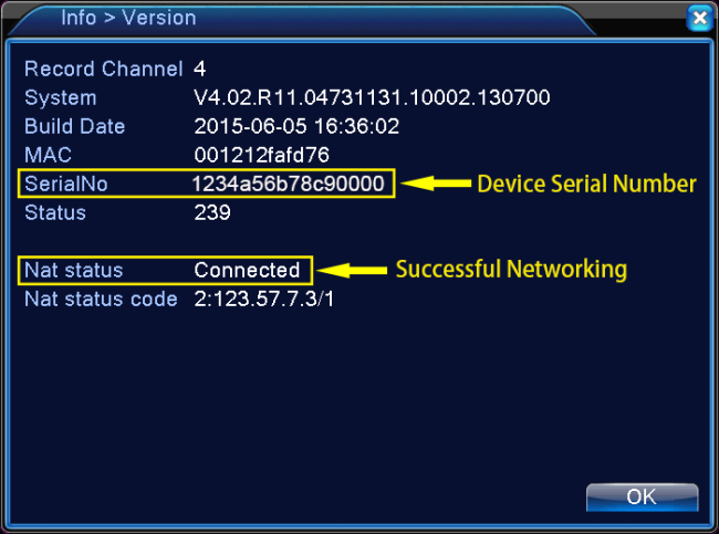 NO41  What to do if DVR or NVR can't connect cloud? - H View